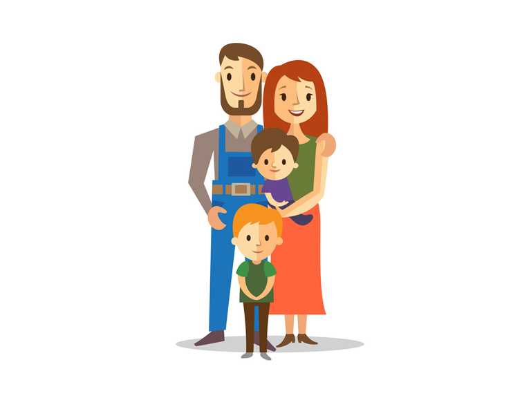 نقش والدین در سلامت جسمی و روانی فرزندان